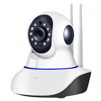 Wireless Security Camera,High Definition WiFi Security Surveillance IP Camera Home Monitor with Motion Detection Two-Way Audio Night Vision